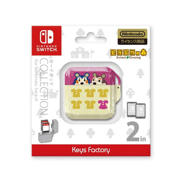 Animal Crossing Switch Card Pod