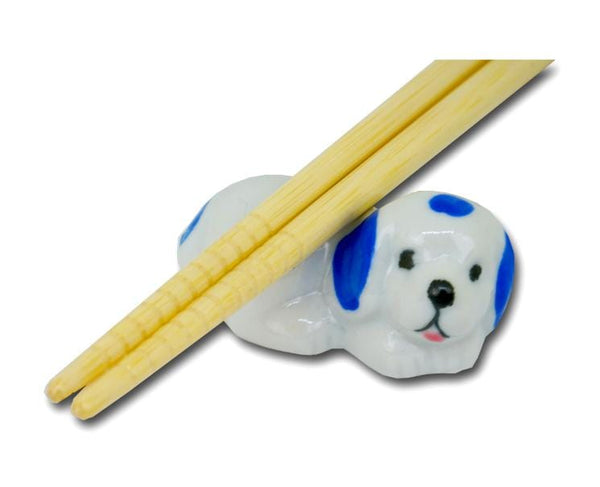Colorful Dog Chopstick Rests