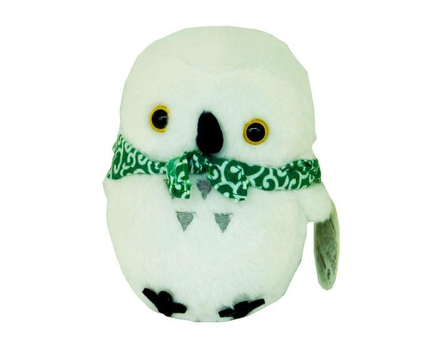 Chun Chun Friends Bird Plushie White Green