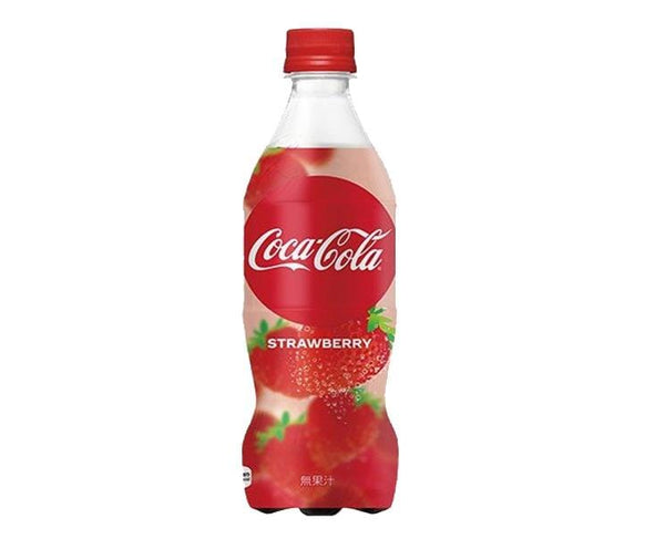 Coke Strawberry