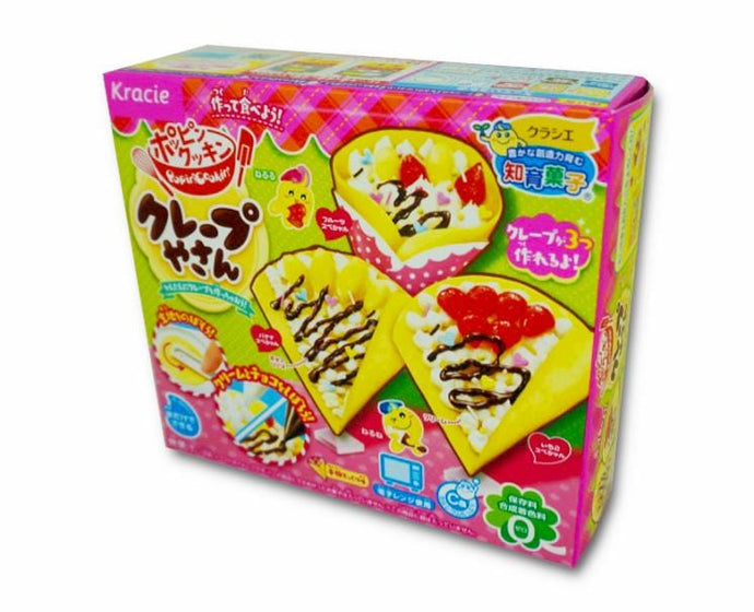 Popin' Cookin' Fun Crepe Kit
