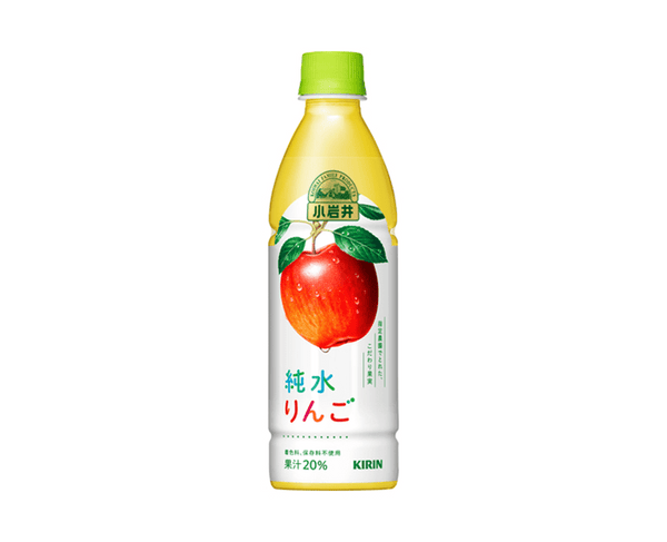 Kirin Koiwai Pure Water Apple 430Ml