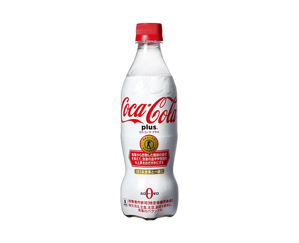 Coca Cola Coca Cola Plus 470Ml