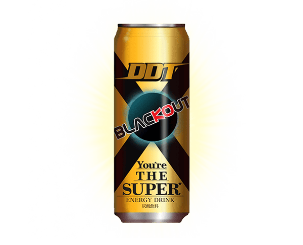 Tech Innovation Blackout Ddt The Super Can 500Ml