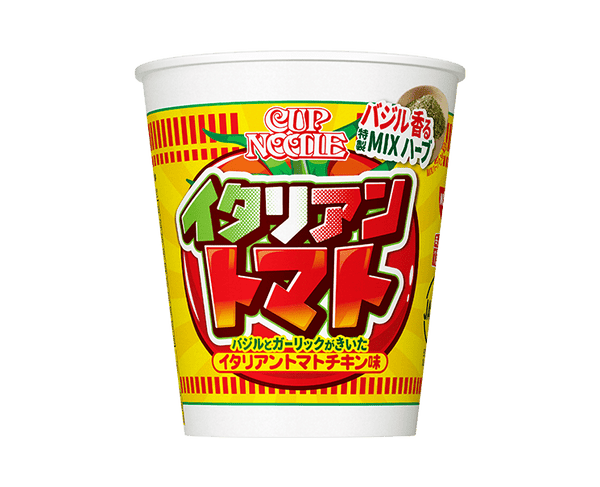 Nissin Cup Noodle Italian Tomato 82G