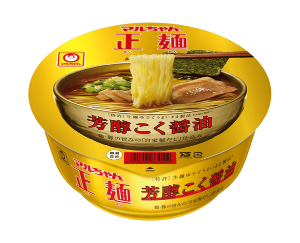 Toyo Suisan Maruchan Noodles Soy Sauce Cup 111G