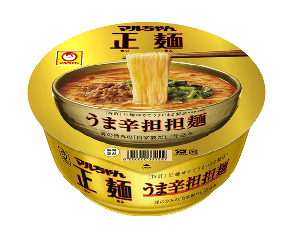 Maruchan Noodle Cup Boiled Loaded 121G