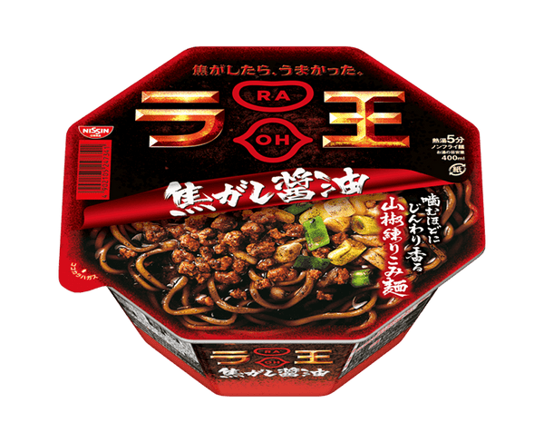 Nissin Foods Lao Burnt Soy Sauce 117G