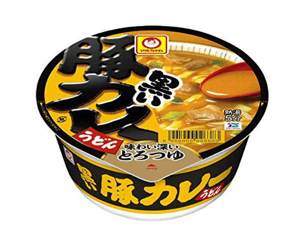 Toyo Suisan Black Pork Curry Udon 87G