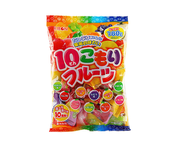 Ribbon 10 Komari Fruit 180G