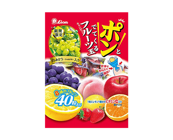 Fruit Ball 140G