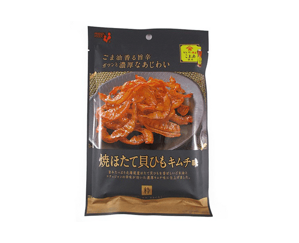 Inoue Food Baked Scallop String Kimchi 40G