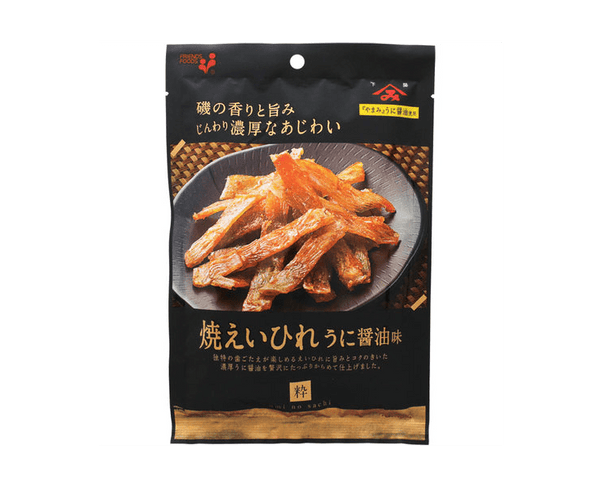 Inoue Grilled Salmon Fillet Soy Sauce Taste 31G