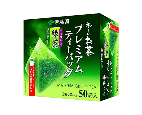 Ito En Premium Tea Bag Uji Green Tea 1 8G