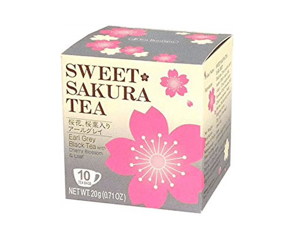 Tea Boutique Sweet Sakura Tea Earl Gray Sakura 20G