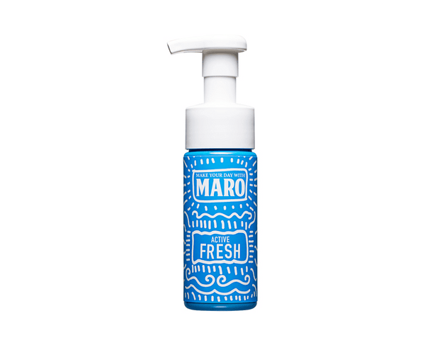 Maro Groovy Face Wash Active Fresh 150Ml