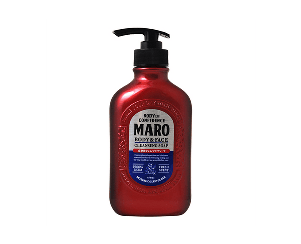 Maro Body Cleansing Soap 450Ml