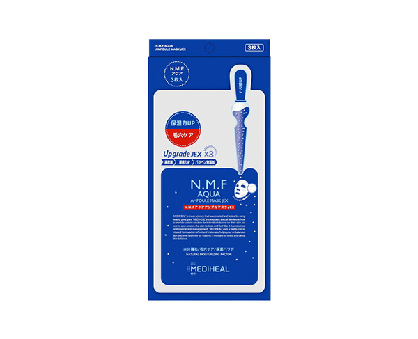 Mediheal Sheet Mask Nmf Aqua 3 Sheets 120G