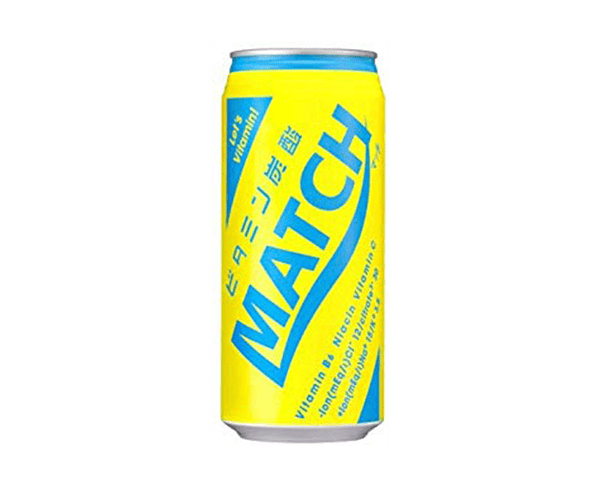 Otsuka Foods Mach Match Can 480Ml