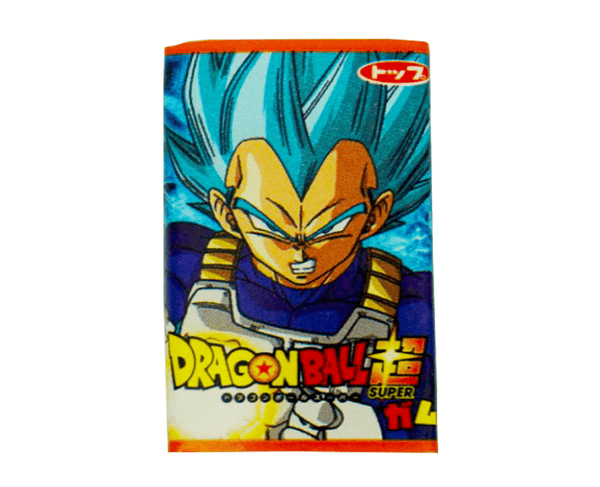 Dragon Ball Super Gum