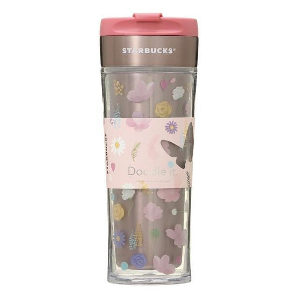 Starbucks Sakura 2021 V2: Spring Bloom DIY Tumbler 473ml