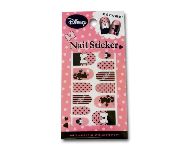 Minnie Mouse Nail Stickers