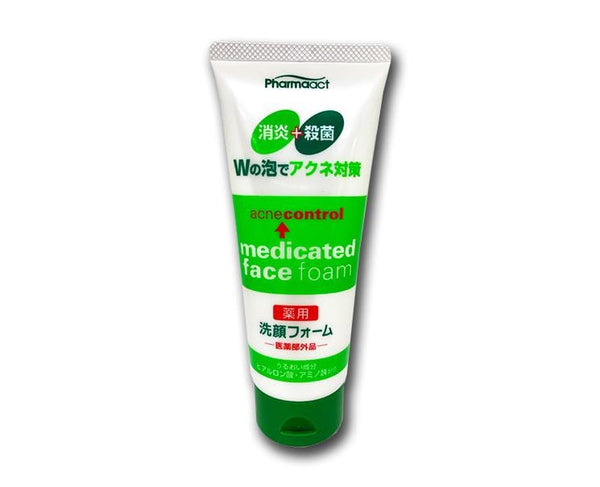 Acne Medicated Face Foam