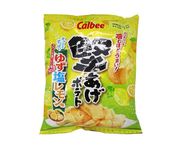 Yuzu Lemon Salt Potato Chips