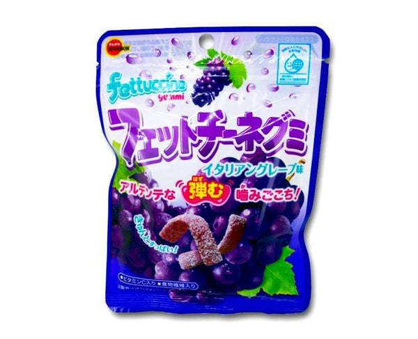 Fettuccine Gummy Grape