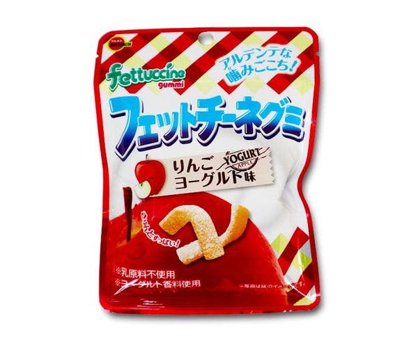 Fettuccine Gummy Apple Yogurt