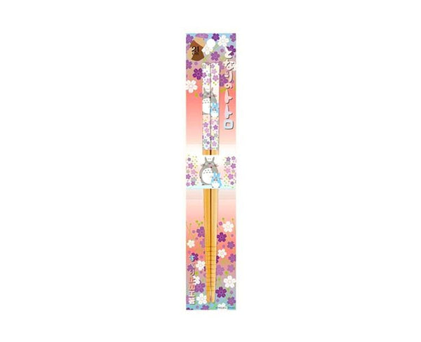 Ghibli Chopsticks Totoro Pink And Purple