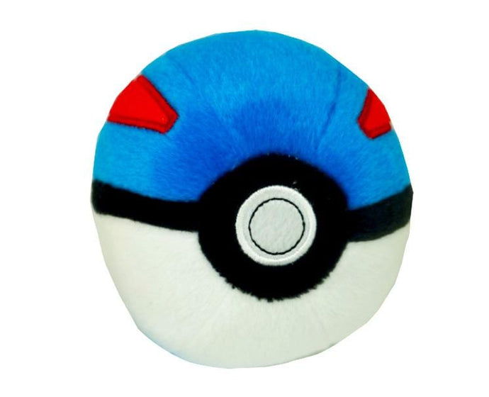 Pokemon Great Ball Plushie