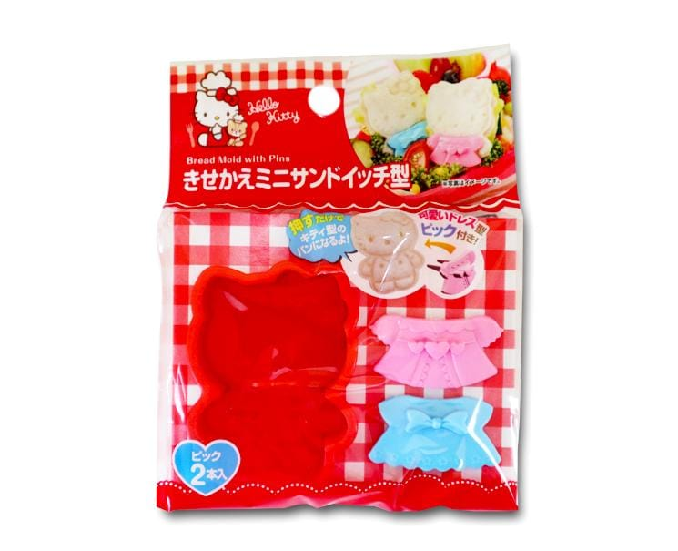 Hello Kitty Sandwich Mold
