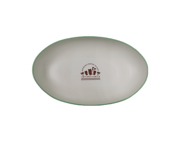 Animal Crossing Serving Dish
