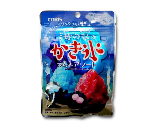 Sea House Shaved Ice Ramune Candy