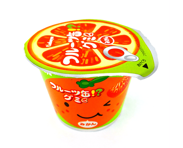 Fruit Gummy Can