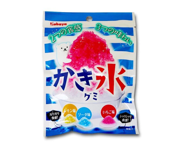 Kakigori Shaved Ice Gummies