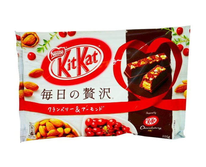 Kit Kat: Everyday Luxury (Cranberry and Almond)