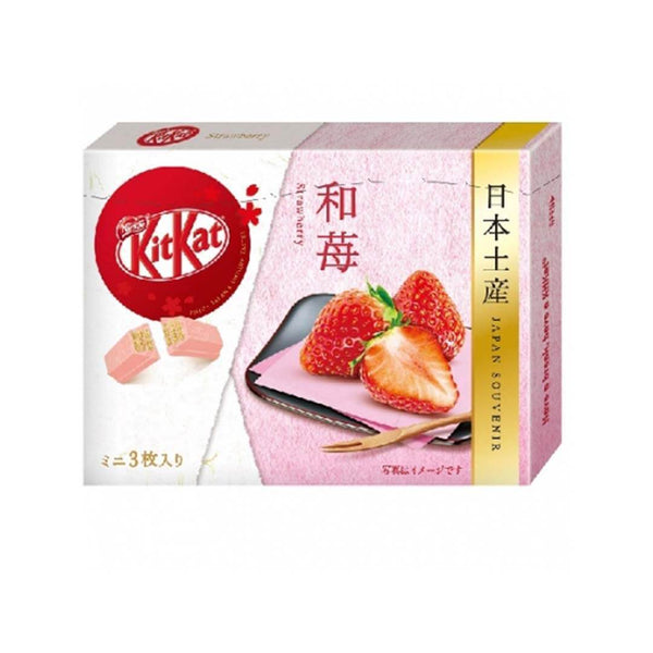 Kit Kat Mini Japanese Strawberry