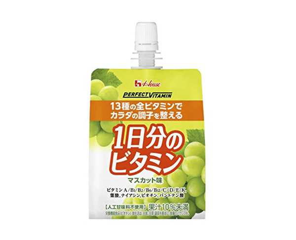 One Day Vitamin Energy Jelly Muscat Flavor
