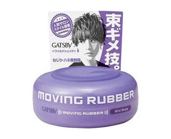 Gatsby Moving Rubber Wild Shake