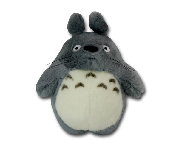 Totoro Large Plush Light Grey