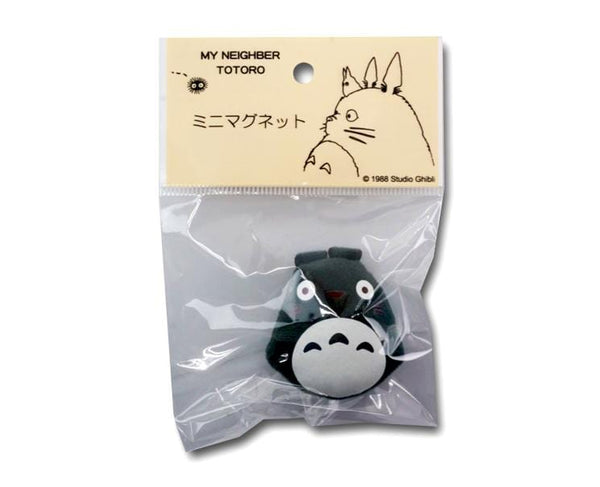 Totoro Fluffy Magnet