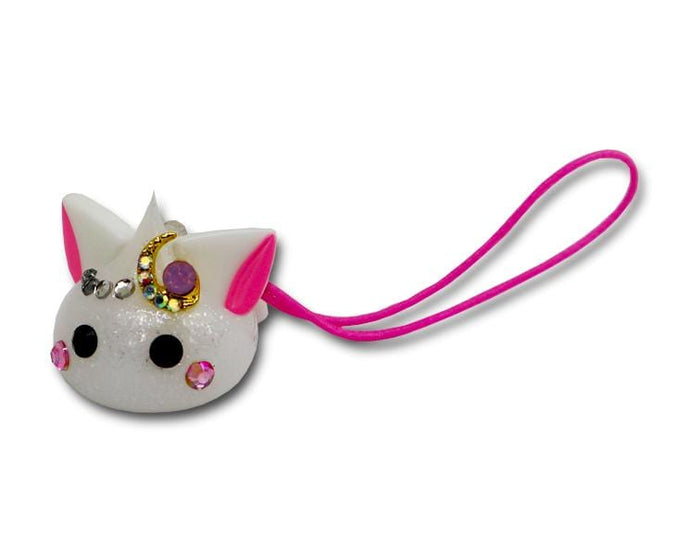 Hoppe-chan Charm (Moonstone Cat)