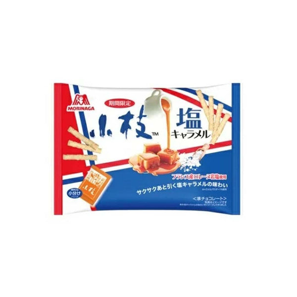 Morinaga Salted Caramel Chocolate Sticks