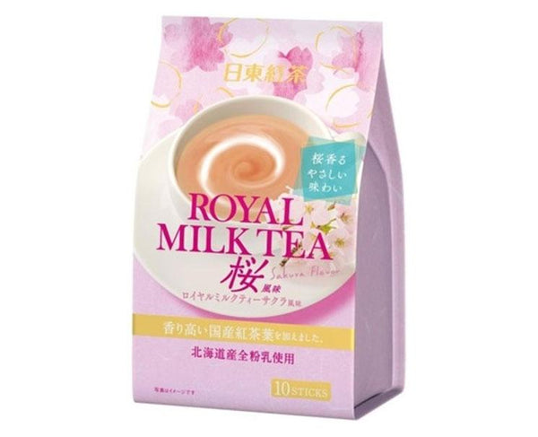 Nittoh Royal Milk Tea Sakura
