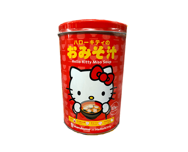 Hello Kitty Miso Soup Omiyage