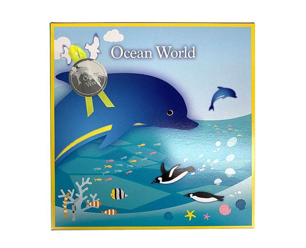 Ocean World Chocolate