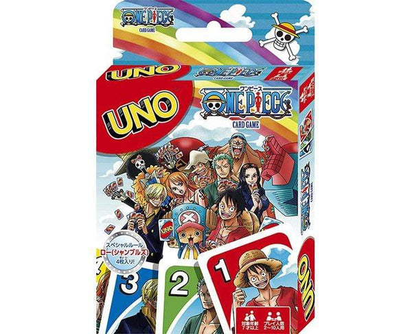 One Piece Uno Card Game