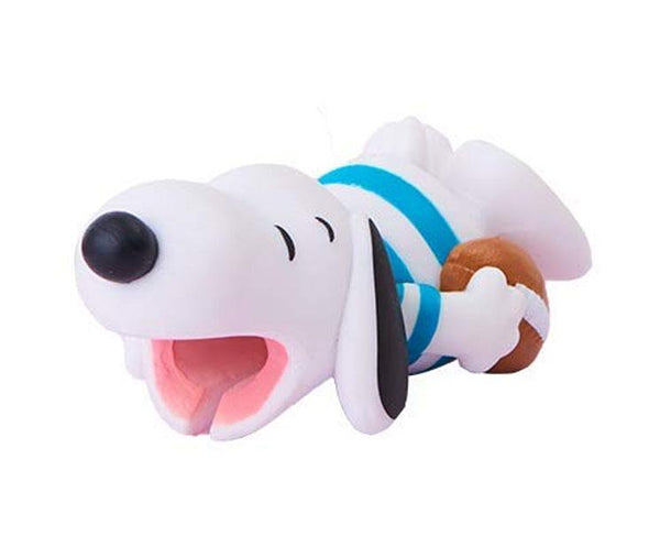 Peanuts Cable Bite Football Snoopy